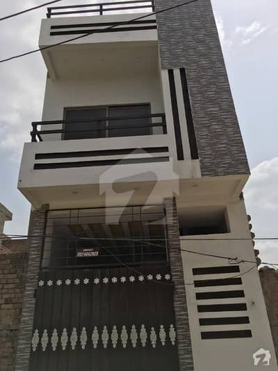 3 Marla House For Sale In Shahzad Colony New Garden Town