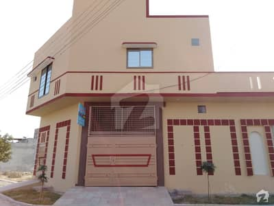 7. 75 Marla Corner Double Storey House For Sale
