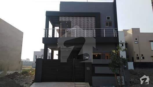 5 Marla House For Sale In DHA Rahber Block H
