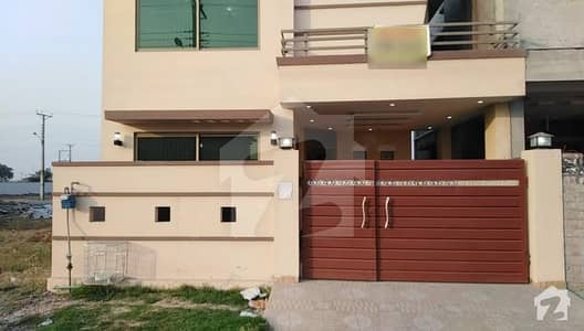 5 Marla House For Sale In DHA Rahber Block F