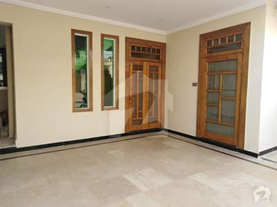 8 Marla Newly Constructed House For Sale Outclass Latest Design Available In Cbr Town 1