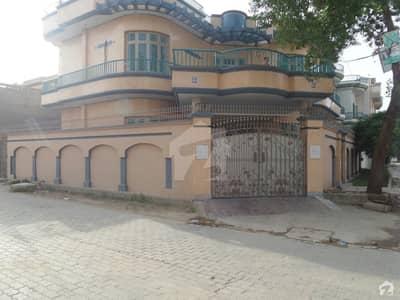Double Storey Beautiful Corner Bungalow For Sale At Faisal Colony Okara