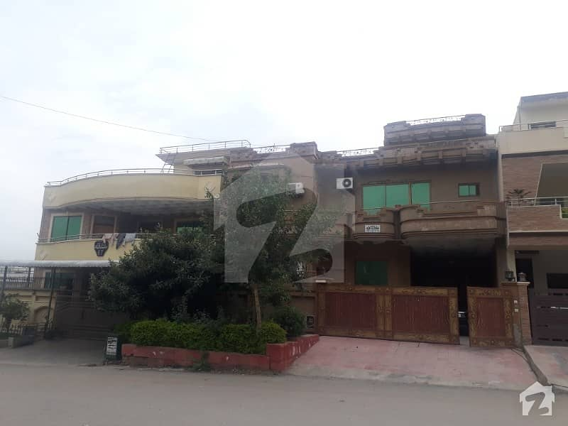 Double Unit House Is Available For Rent In G-13 Islamabad