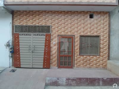 Double Storey Beautiful House For Sale at Government Colony, Okara