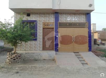 Double Storey Beautiful House For Sale at Al Rehman Town, Okara