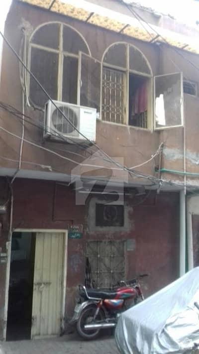 Triple Storey House For Sale In Main Bazar Bibi Pak Daman Empress Road