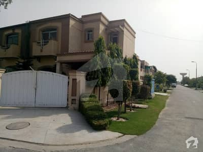 7 Marla Beautiful Corner House On Cheapest Price Sector M7b Lake City