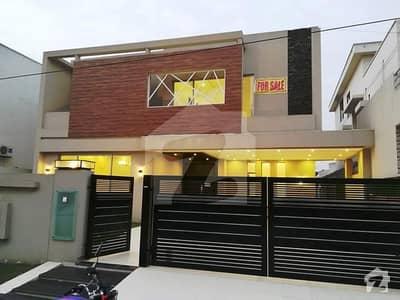 Abdalian Housings Society Lahore  1 Kanal Newly House For Sale