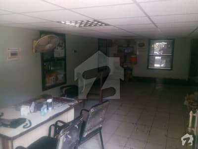 Shop With Office Space Available For Sale