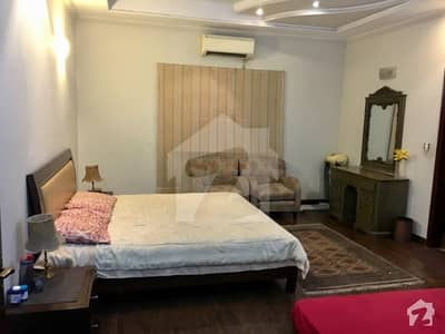 01 Bedroom Furnished  Room Is Available For Rent In DHA Phase 4