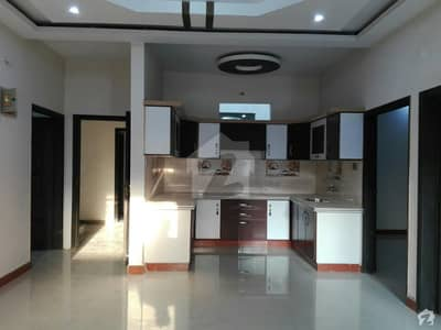 Brand New 1st Floor Corner Portion Available For Sale In North Karachi Sec 11B