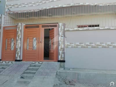 Brand New Ground+1 Corner House Available For Sale In New Karachi