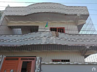 Brand New Ground +1 Floor Corner House Available For Sale In New Karachi Sector 3