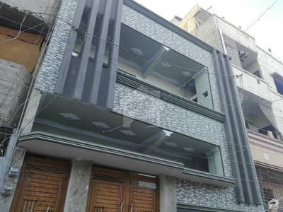 Brand New Ground  1 Floor House Is Available For Sale In New Karachi Sec 5c1