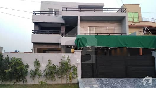 1 Kanal New House For Sale In Valencia Town Lahore