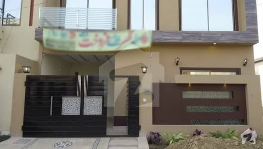 6 Marla Double Storey Corner House For Sale In Block A