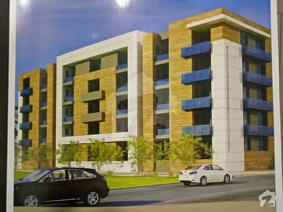 Al Mustafa valley Newly Constructed Apartment for Sale on 2 year Installments