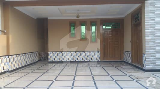 10 Marla Double Storey House Available For Sale In National Police Foundation Near Pwd Sawn Garden