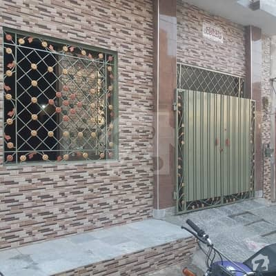 4 Marla Well Furnished Double Storey House