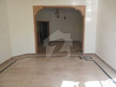 F-11  Double Storey House Is For Rent With Ac And Curtains 6 Bedrooms