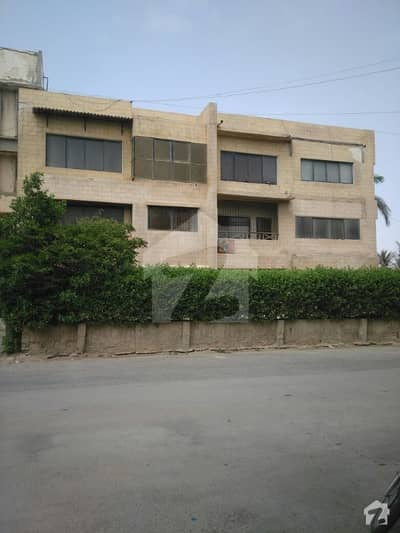 Defence Sea View Apartment 1st Floor For Sale