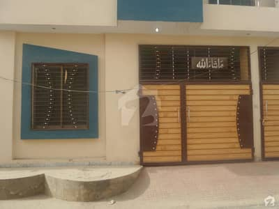 Double Storey Brand New Beautiful House For Sale At Latif Abad, Okara