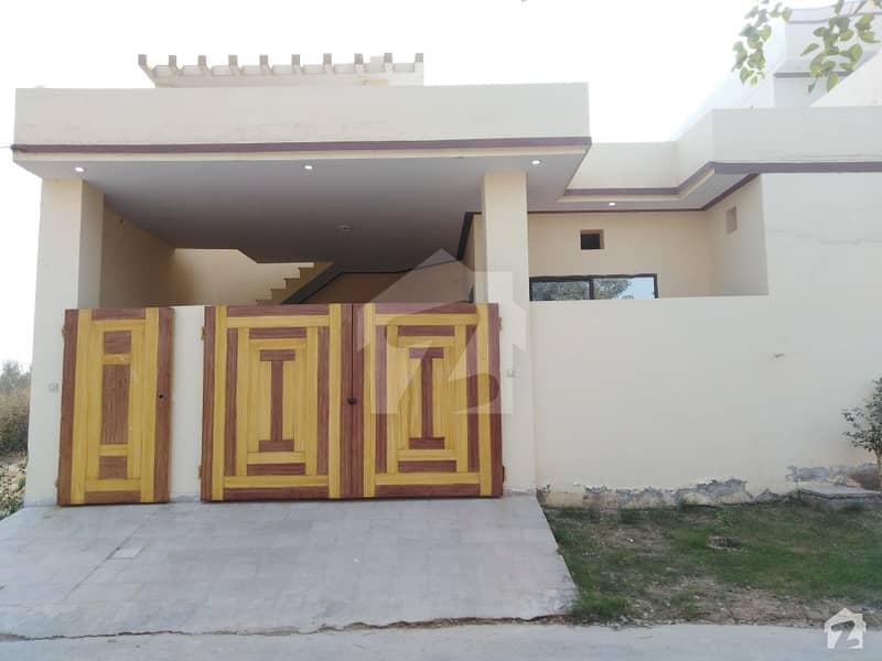 10 Marla Single Story House For Sale