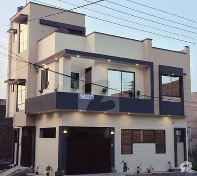 A Double Beautiful  Elegant House For Sale At Very Prime Location On Fsd Road In Sargodha