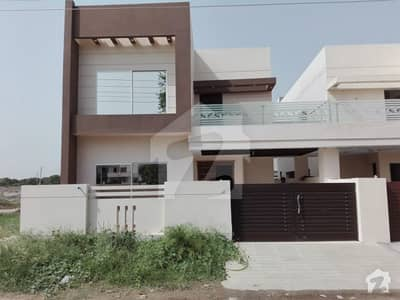 Double Storey House Is Available For Sale In D Block