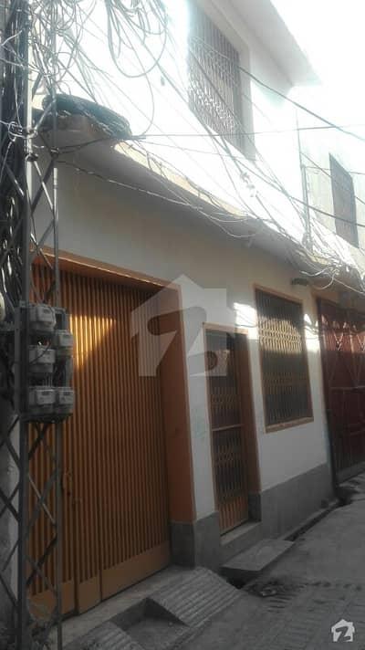 4 Marla House In Gulbahar 3 Peshawar