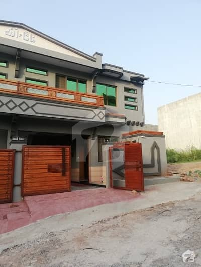 Newly Built One And Half Storey House For Sale