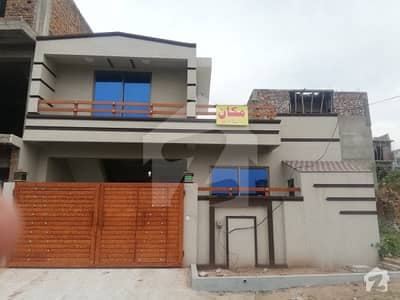 Brand New 6 Marla Single Storey House For Sale