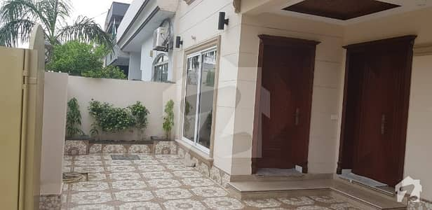 10 Marla Brand New Facing Park Gorgeous Bungalow Is Available For Sale