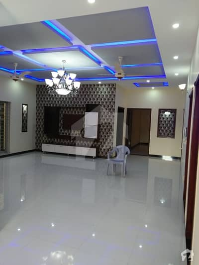 1 Kanal Most Stylish Brand New Upper Portion In Abdalian Society