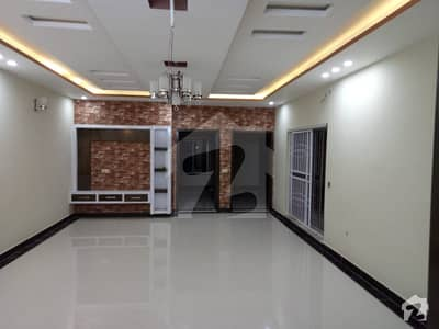 1 Kanal Brand New Upper Portion In Abdalian Society First Entry