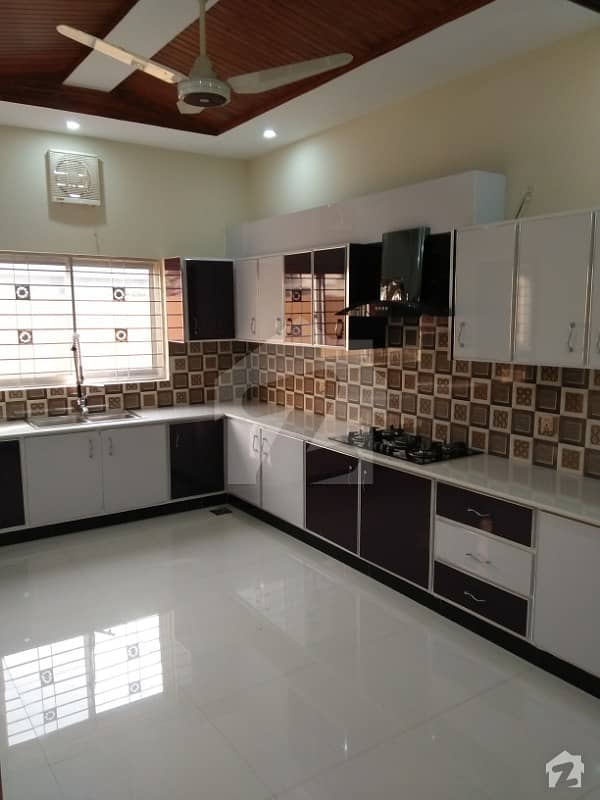 Kanal Lower Portion For Rent In Wapda Town H2
