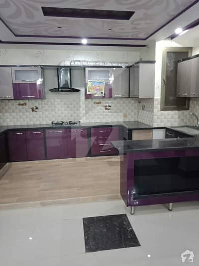 Nazimabad No4 New Zero Meter 4 Beds Full Portion Available For Rent