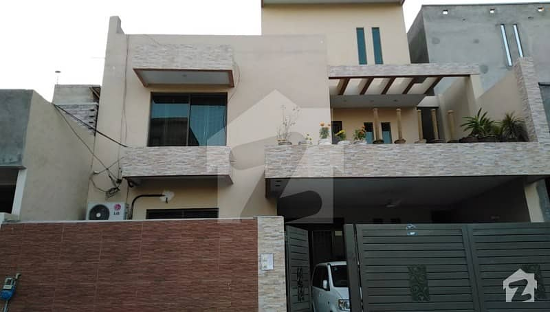 Brand New Double Storey House For Sale In H Block Of Ali Park Extension