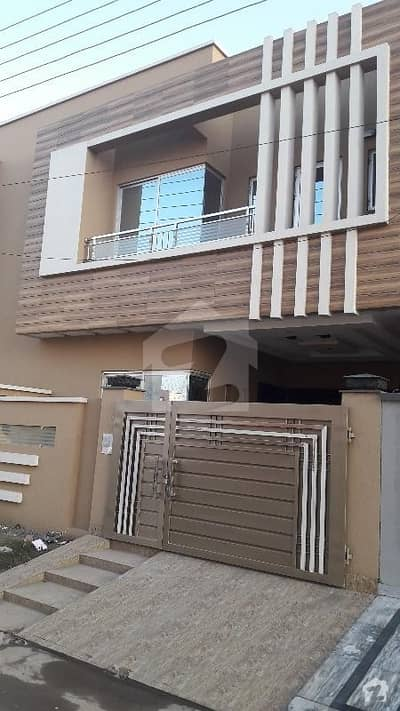 5 Marla Double Storey Brand New House For Sale In Canal Garden Lahore