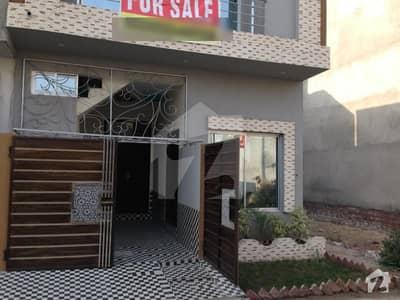 3 Marla House For Sale In Jubilee Town C Block