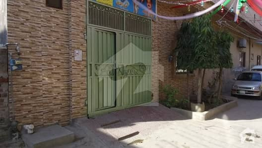 Complete Double Unit House For Sale In A Block Of Hajvery Housing Scheme