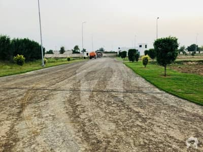 2 Marla Commercial Plot For Sale In Madni Garden Lahore
