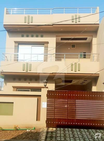 6 Marla Brand New Luxury House For Sale