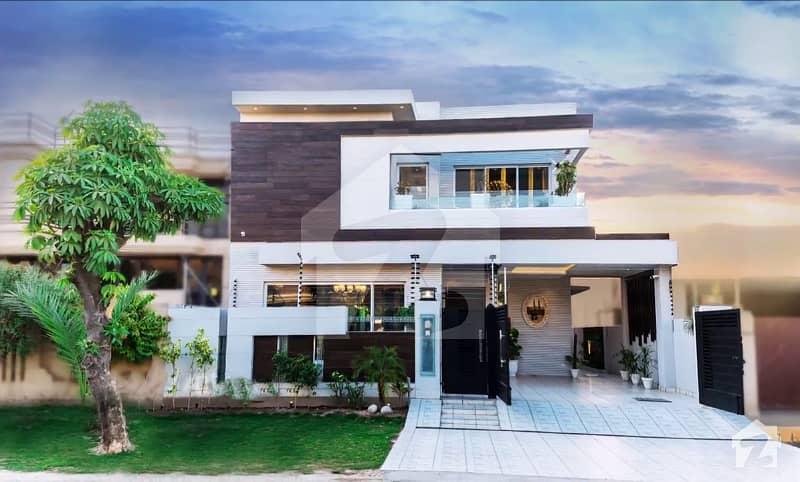 Fabulous 10 Marla Brand New Luxury House For Sale