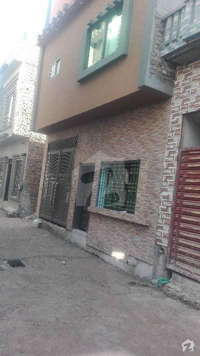 3 Marla New House In Gulbahar Number 3 Peshawar City