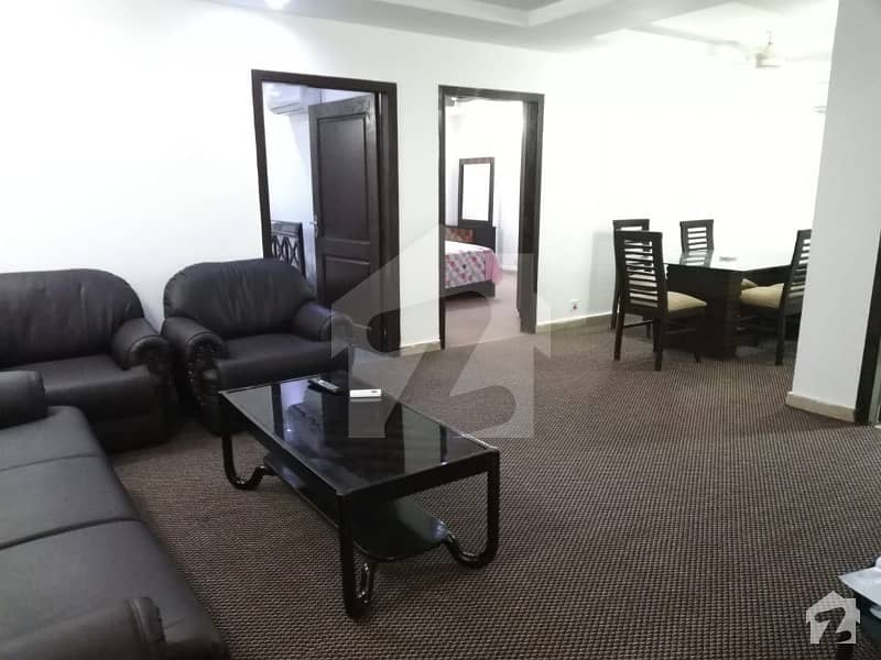 Beautiful 2 Bedrooms Fully Furnished Apartment Available For Rent In Bahria Town