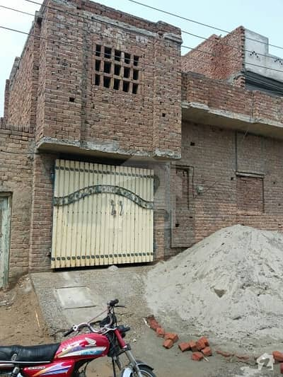 House For Sale Near Sulmaniya Madresa Chak 100 Gulamabad