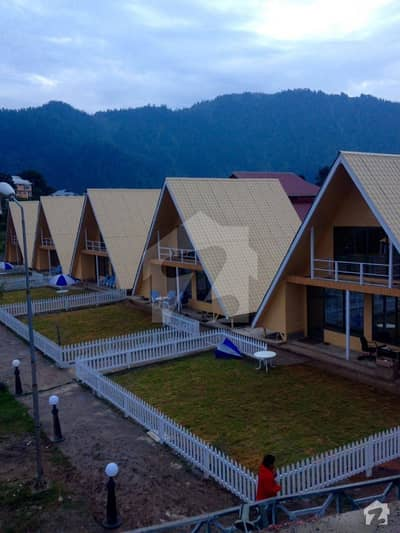 2 Bed Double Storey Beautiful Villas For Sale In New Murree Township Patriata