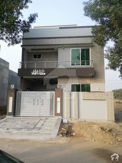 Brand New Park Facing House  For Sale