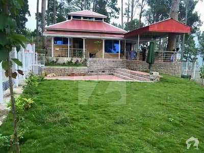 House Is Available For Sale In Murree Resorts Near Patriata